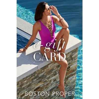 Boston Proper - Boston Proper Gift Card - - $290 Dollar