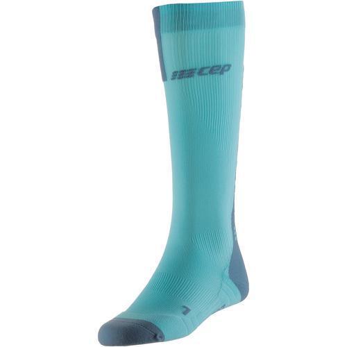CEP Run Compression Socks 3.0 Kompressionsstrümpfe Damen in ice-grey, Größe 2