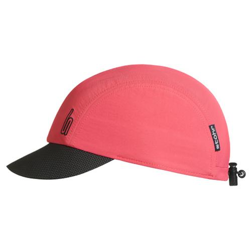 Stöhr - Neopren Visor Cap - Cap Gr One Size rot