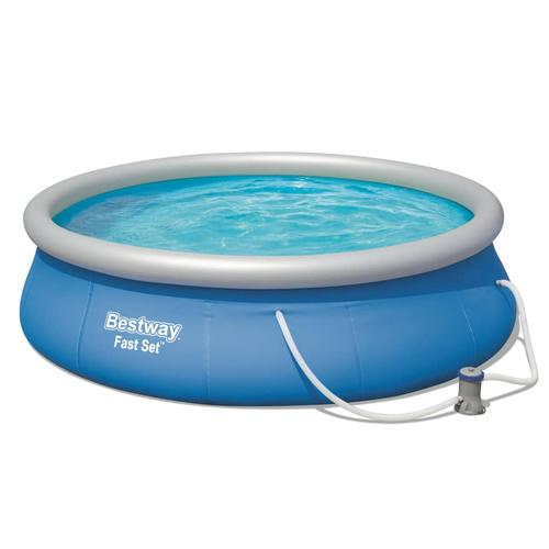 Bestway Swimmingpool-Set Fast Set 396x84 cm 57321
