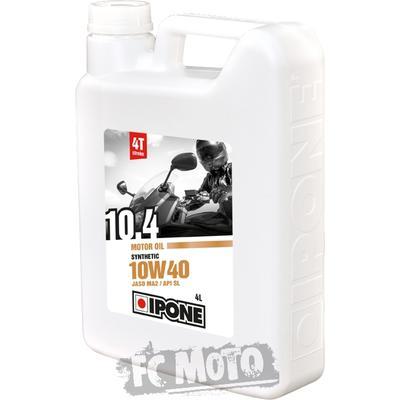 IPONE 10.4 10W-40 Motoröl 4 Liter