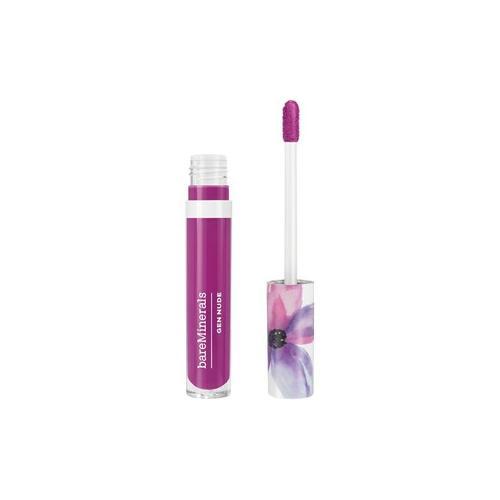 bareMinerals Lippen-Make-up Lippenstift Gen Nude Patent Lip Lacquer Hibiscus ... Bye Hibiscus 3,70 ml