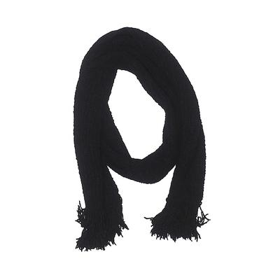Fownes Scarf: Black Solid Access...