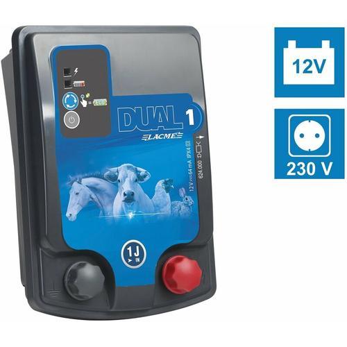 LACMÉ Dual D1 12 V / 230 V Kombigerät, 1,0/0,7 Joule