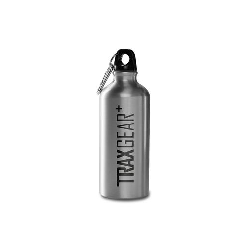 SW-Motech TRAX Flasche - 0,6 l. Edelstahl. Silbern.