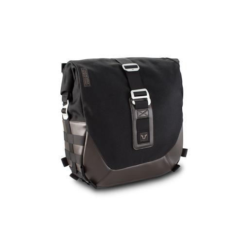 SW-Motech Legend Gear Satteltasche LS2 - 13,5 l. Für Satteltaschen-Halter SLS., schwarz