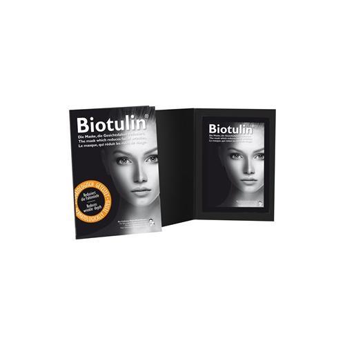 Biotulin Pflege Gesichtspflege Bio Cellulose Mask 4 x 8 ml