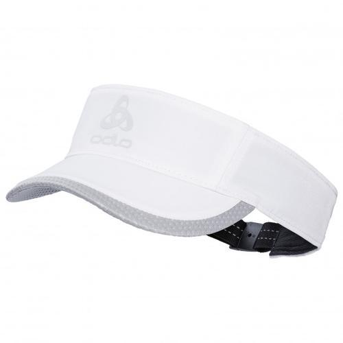 Odlo - Visor Cap Ceramicool Light - Cap Gr L/XL weiß/grau
