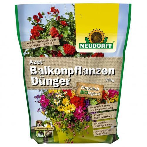 Azet® Balkonpflanzen Dünger, 750 g