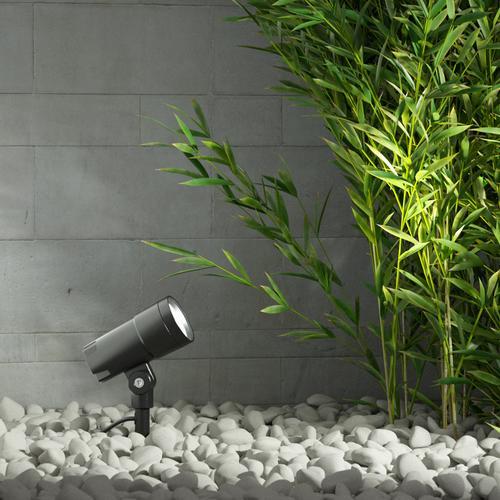LED-Außenstrahler Daja, Abstrahlwinkel verstellbar
