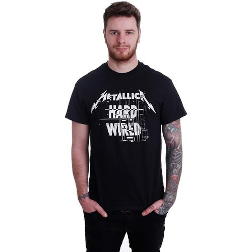 Metallica - Hardwired Difficulties - - T-Shirts