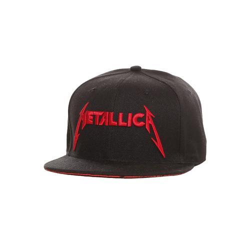 Metallica - Red Damage Inc. - Caps