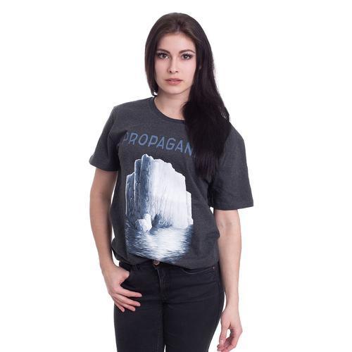 Propagandhi - Iceberg - - T-Shirts