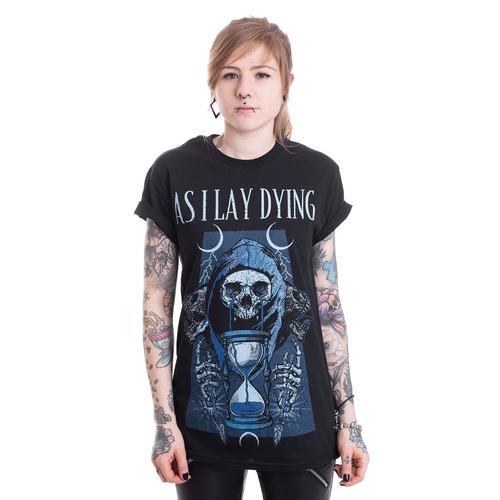 As I Lay Dying - Hourglass - - T-Shirts