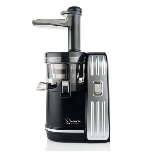 Sana Juicer 828 | Entsafter + Zitruspresse | 3. Generation Slow Juicer