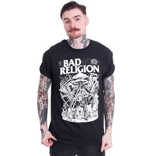 Bad Religion - Wasteland - - T-Shirts