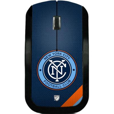 """""""New York City FC Wireless Mouse"""""""