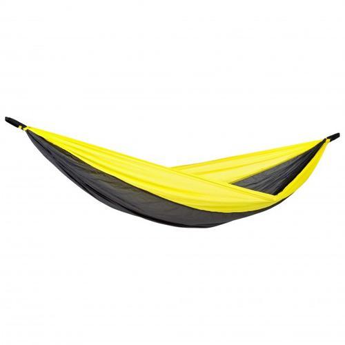 Amazonas - Hängematte Adventure - Hängematte Gr 2,75 x 1,4 m gelb/schwarz