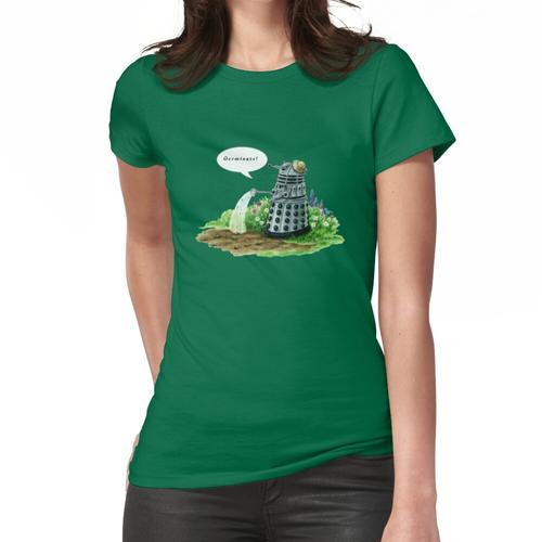 Germinate! Women's Fitted T-Shirt