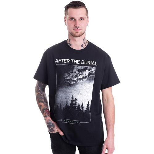 After The Burial - Evergreen - - T-Shirts