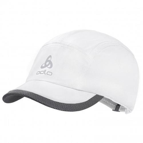 Odlo - Cap Ceramicool Light - Cap Gr S/M weiß/grau