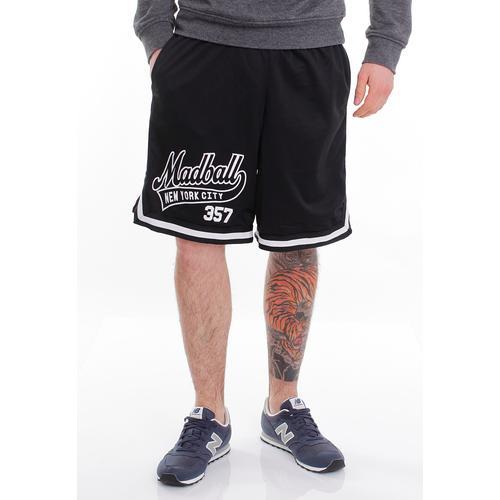 Madball - Swoop Striped - Shorts