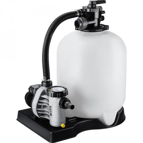 Pool-Sandfilteranlage / Sandfilter-Set FPS-300 Filter Premium Silent mit Ventil-Technologie vom Marktführer Speck, bis 35m³