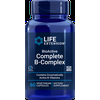 Best B Complex Supplements - Life Extension Metabolic Support - BioActive Complete B-Complex Review