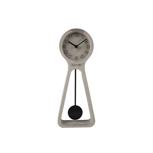 Zuiver Tischuhr Pendulum grau