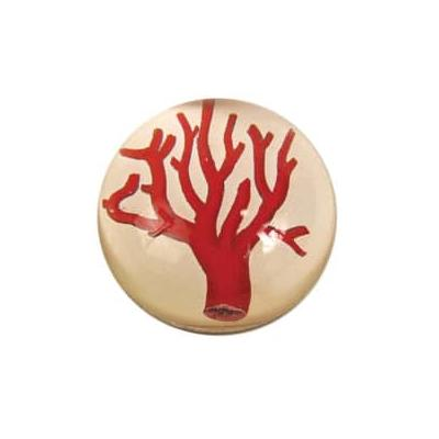 JOHN DERIAN - Coral Paperweight ...