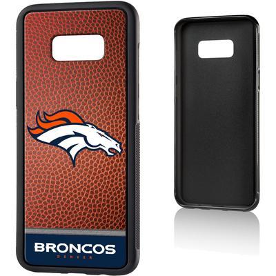 Denver Broncos Galaxy Bump Case with Football Design