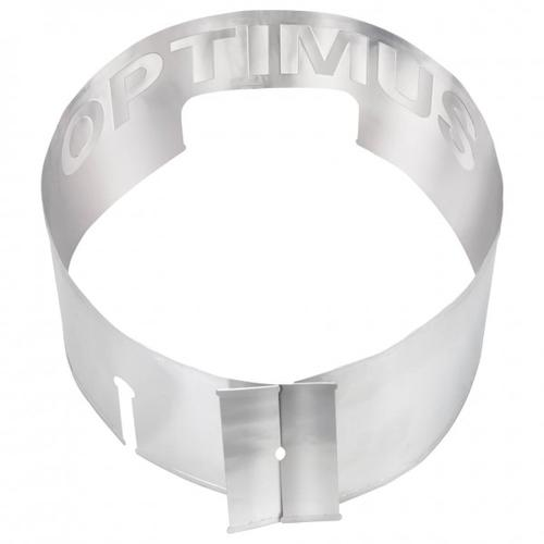 Optimus - Windschutz für Vega grau