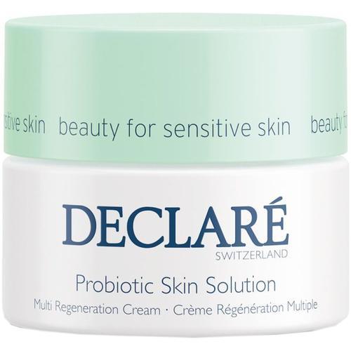 Declare Probiotic Skin Solution Multi Regeneration Cream 50 ml Gesichtscreme