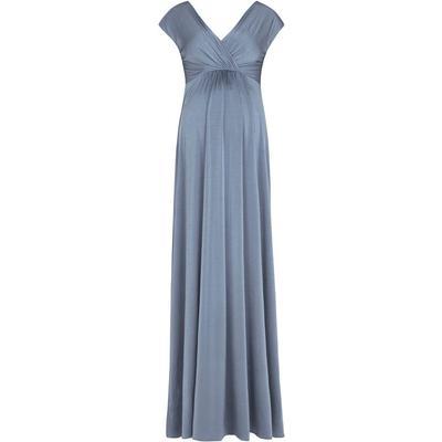 Francesca Maternity/nursing Gown - Blue - TIFFANY ROSE Dresses