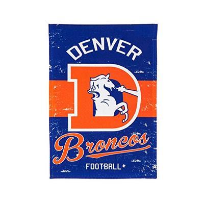 Team Sports America 13L3809VINT Denver Broncos Vintage Linen