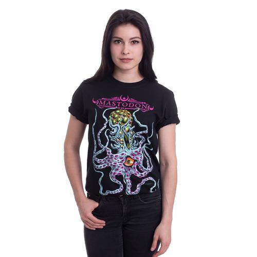 Mastodon - Octo Freak - - T-Shirts
