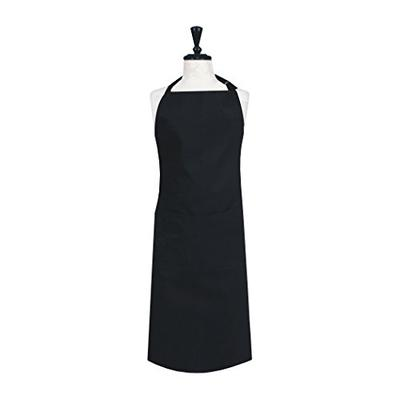 Levinsohn Professional Apron Waterproof Coating and Stain Resistant Technology, One Size, Black