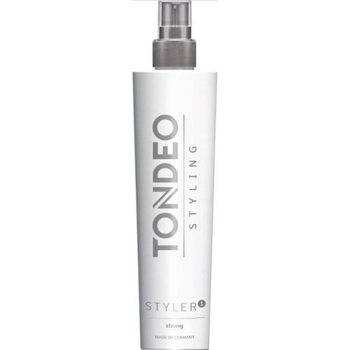 TONDEO Styling Styler 1 Haarspray ohne Treibgas Strong 200 ml