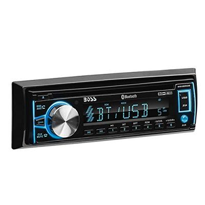 Boss Audio Systems Boss Audio Elite 560BRGB Car Stereo -Single Din, Bluetooth Audio and Hands-Free C