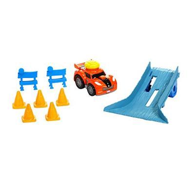 Little Tikes Slammin' Racers Stunt Jump, Multicolor