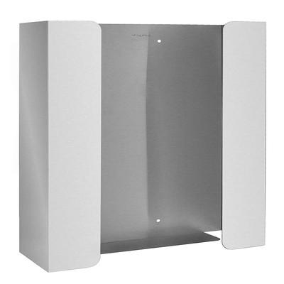 Alpine Industries 485-02 Surface Mount Glove Dispenser w/ (2) Box Capacity, Stainless
